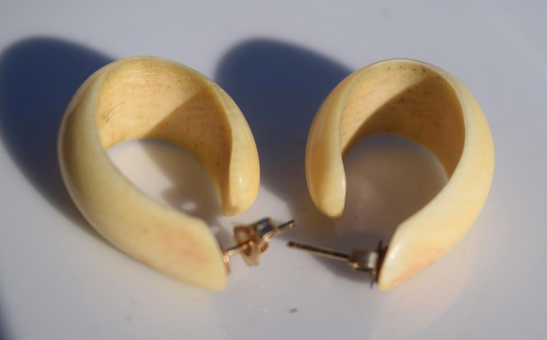 Pair of Antique Earrings