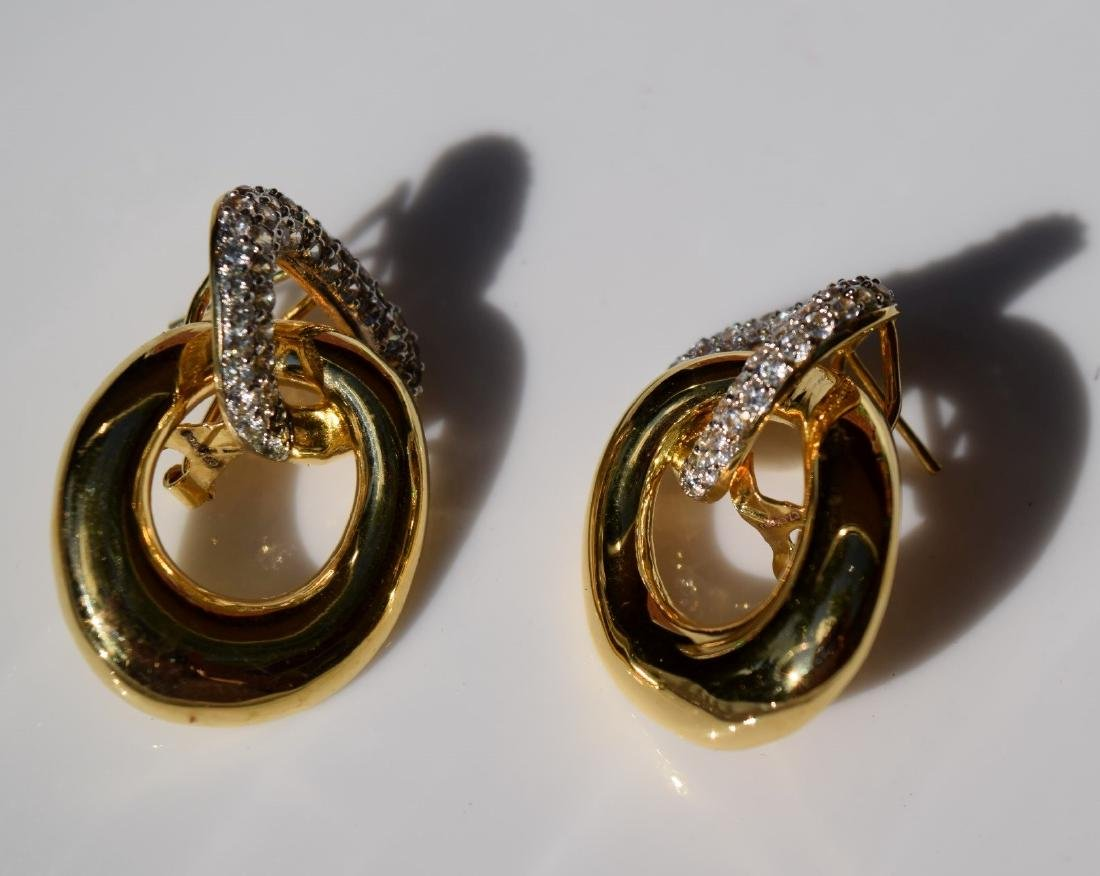 Pair of Vintage Earrings