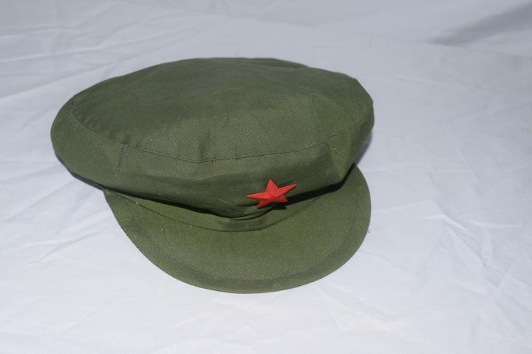 1979 Chinese Army Hat - 2