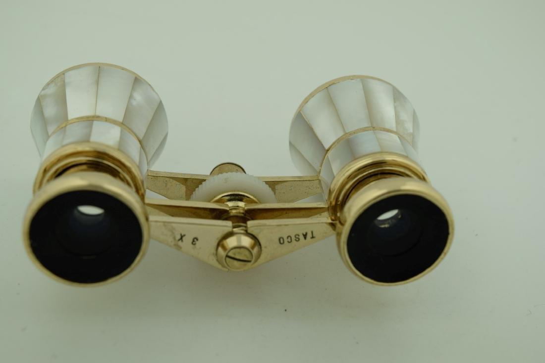 Pair of Vintage Tasco Opera Binocular