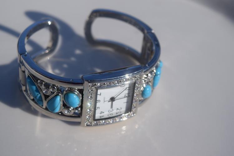 Vintage Quartz Bracelet Watch