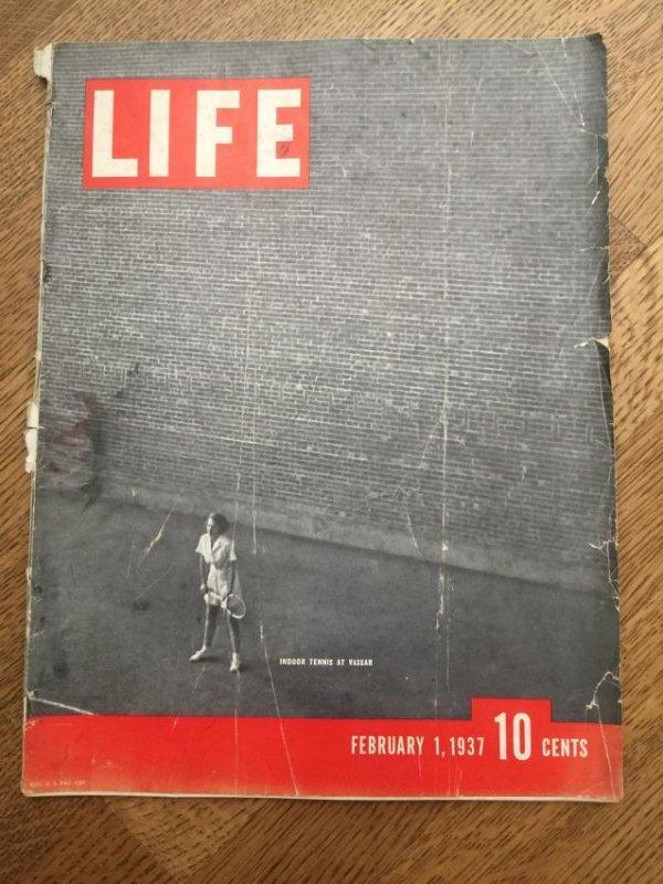 Life Magazine Feb 1937