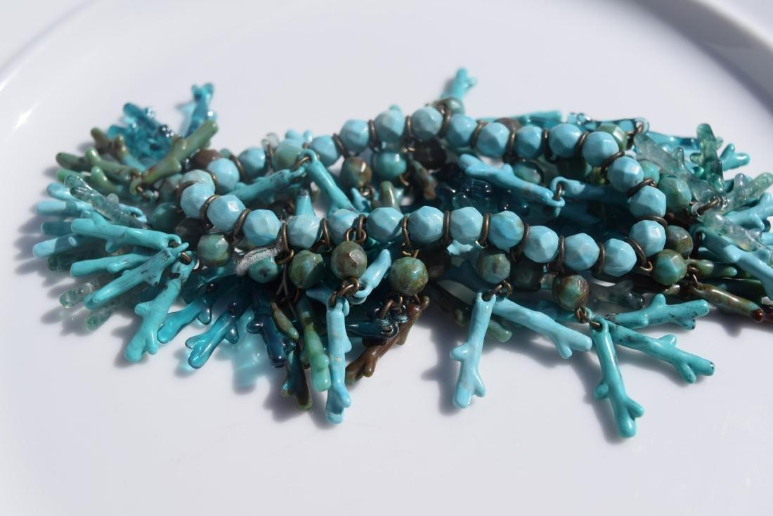 Blue Bracelet - 2