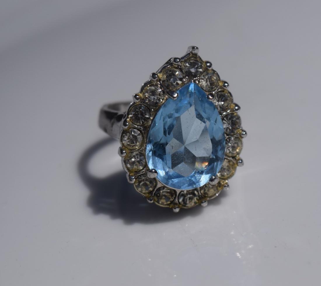 Huge Vintage Ring