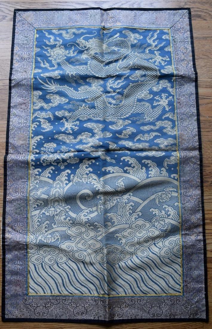 Vintage Dragon Embroidery