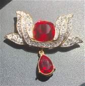 Vintage Trifari Brooch Pin