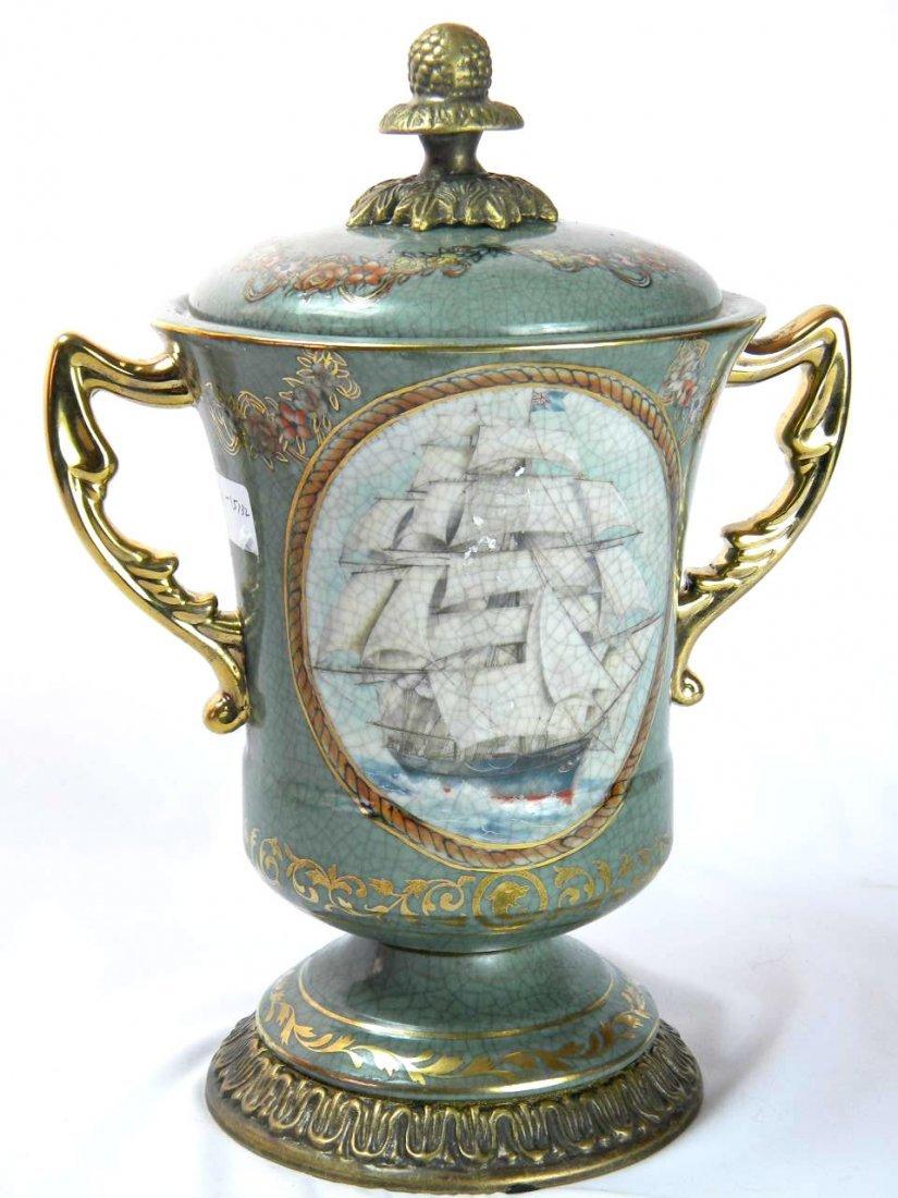Antique European Vase