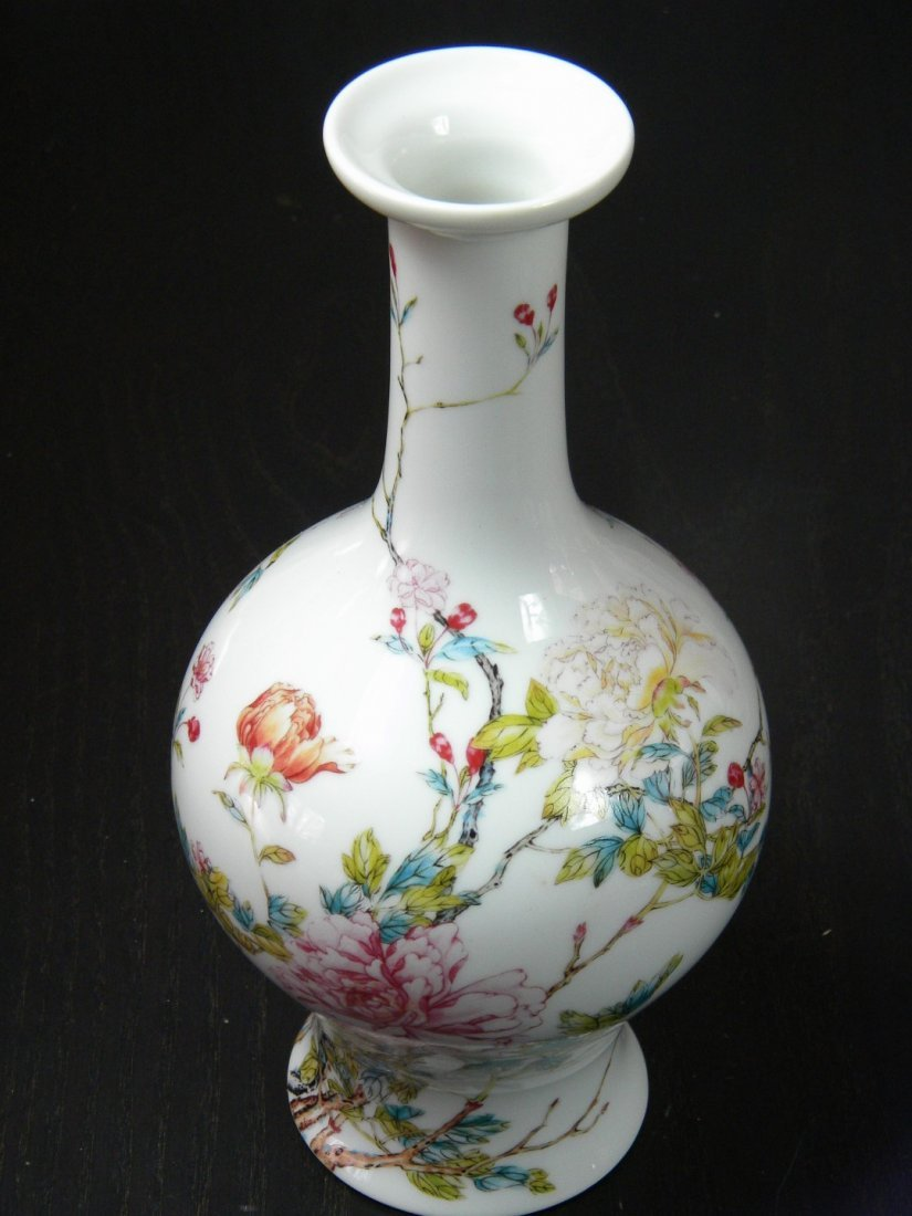 Chinese flower vase marked yongzheng lenox chinese flower vase marked yongzheng floridaeventfo Image collections