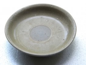 Antique Chinese Song Dynasty Celadon Dish