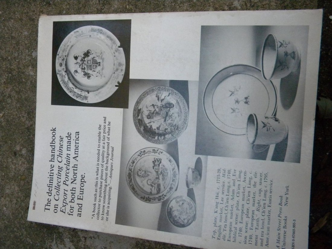 Antique Book of Collection Chinese Export Porcelain - 7