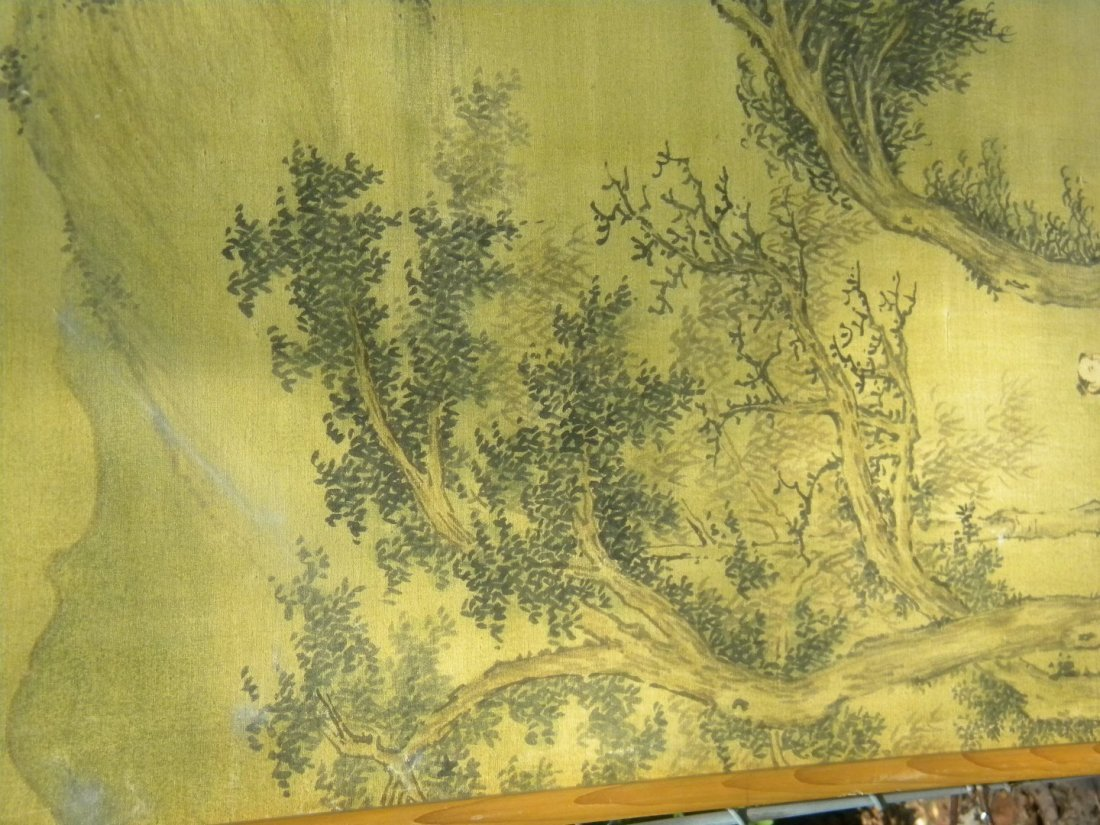 Antique Scholar Painting - 3