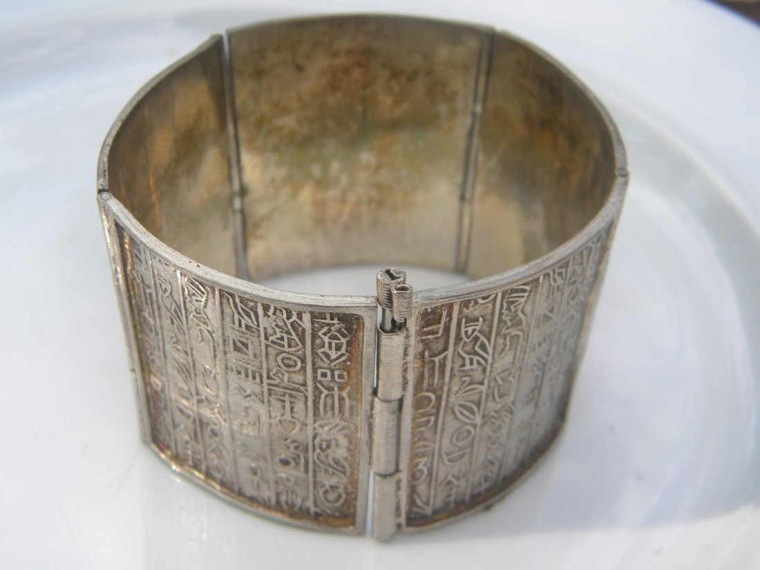 Antique Bracelet with Character - 3