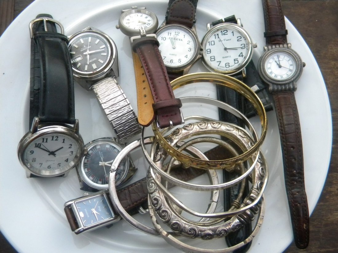 Group of Watches and Bracelets - 3