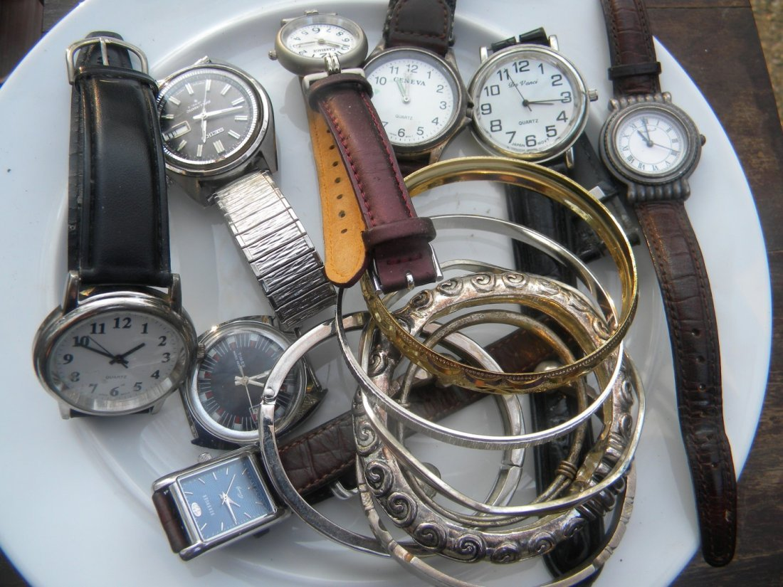 Group of Watches and Bracelets - 4