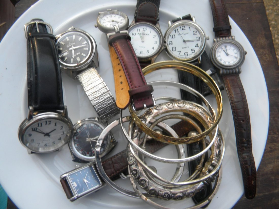Group of Watches and Bracelets - 5