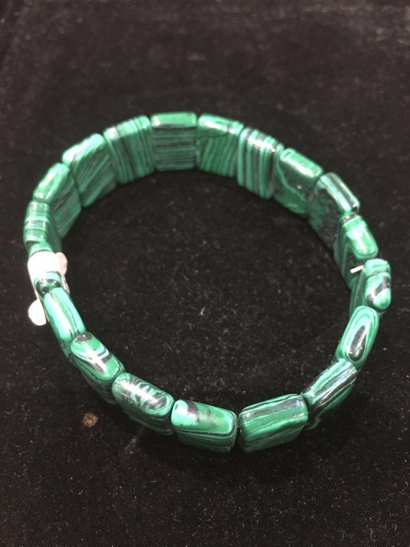 Malachite bracelet - 2