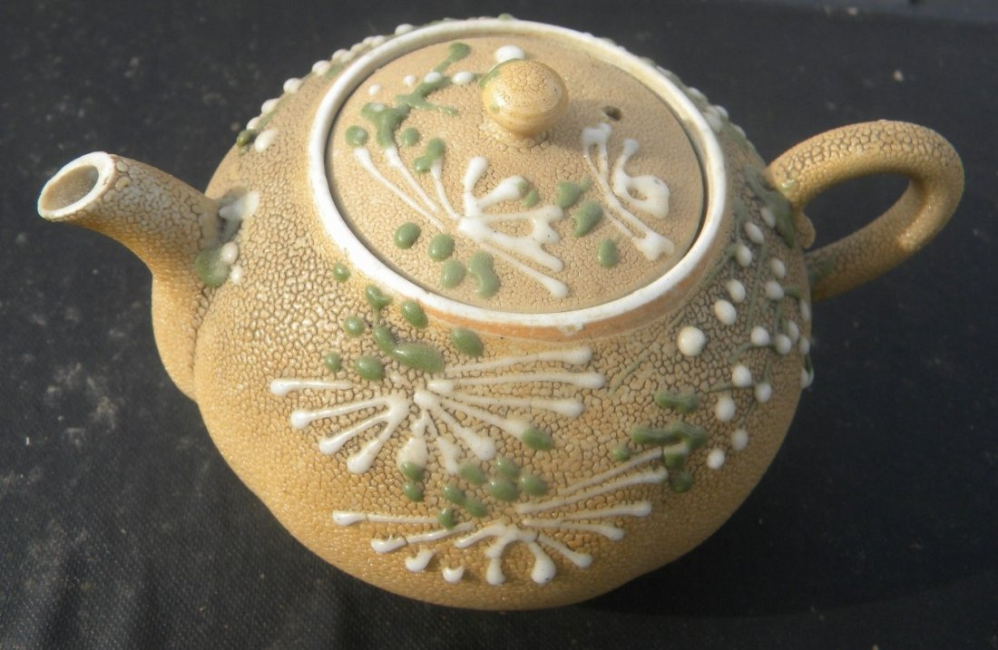 Antique Teapot - 2
