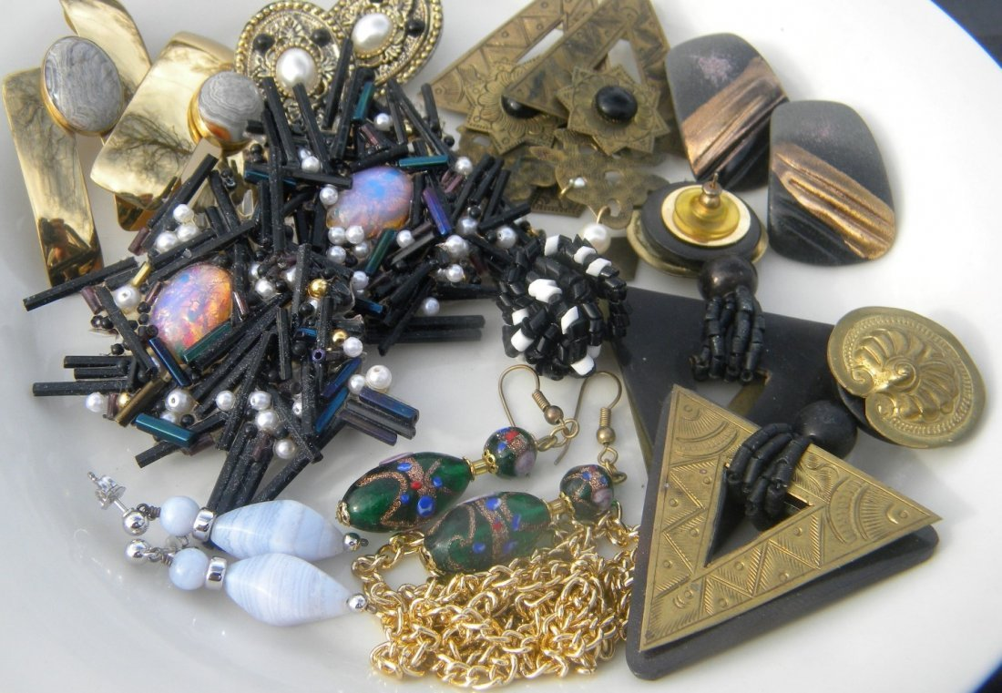 Group of Vintage Jewelry - 3