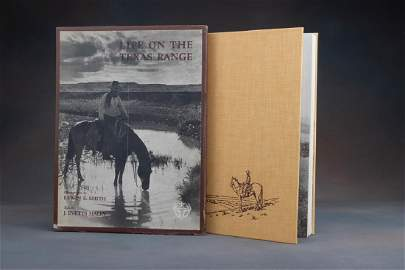 """Vintage and very desirable Book titled """"LIFE ON THE"""