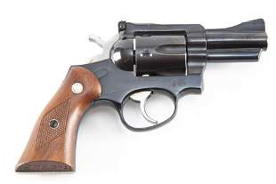 Sturm Ruger, Security Six Model, double action