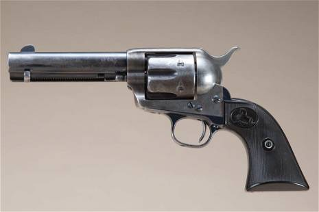 Antique Colt, 1st Generation SAA Revolver, .45 COLT