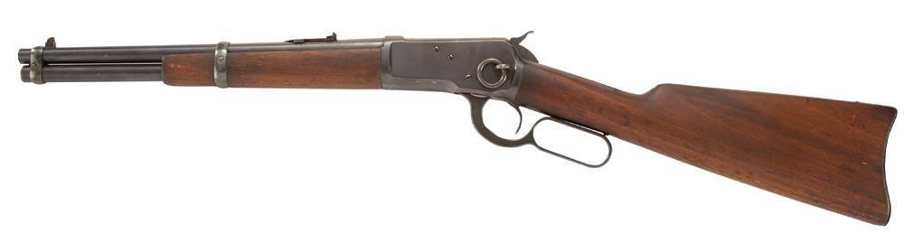 "Very desirable Winchester, Model 92, 14 1/8"" barrel,"