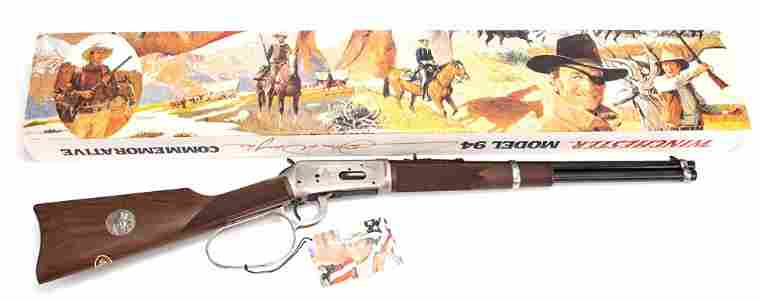 New in box Winchester, Model 94, Lever Action Saddle