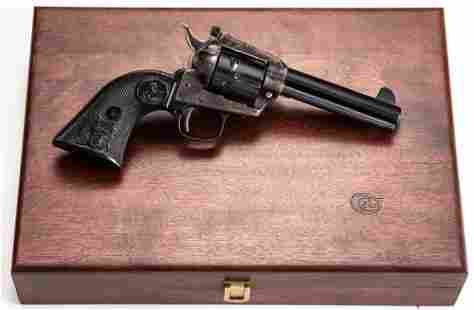 New in case Colt, The Duke, New Frontier, Single Action