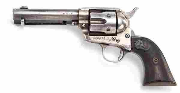 Excellent Colt, SAA Revolver, .32/20 caliber, SN