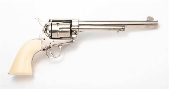 Colt, SAA Revolver, .45 caliber, SN 63899SA,