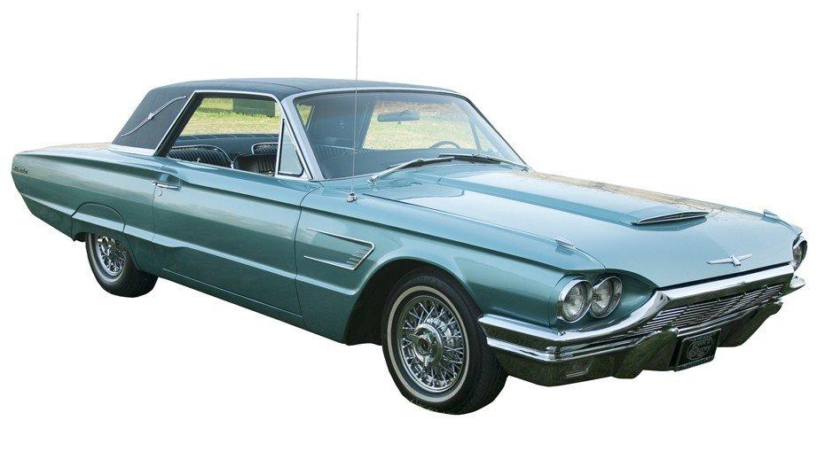 635: 1965 T-BIRD Automobile.