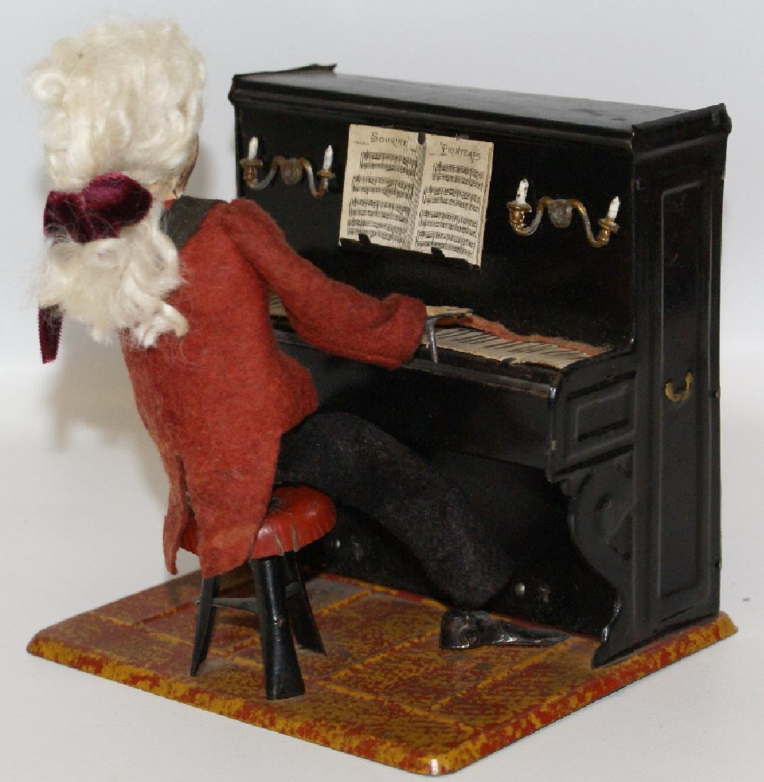 FERNAND MARTIN French Mechanical Automaton LE PIANISTE