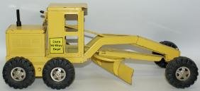 TONKA Pressed Steel STATE HI-WAY Road Grader Toy