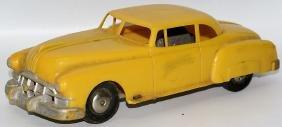 50's Friction Hard Plastic PONTIAC Super 8 Coupe Toy