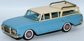 Tin Friction 1961 NASH RAMBLER Station Wagon Sedan by
