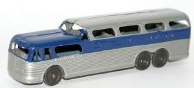 TOOTSIETOY Diecast Greyhound Scenicruiser Coach Bus