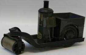 Bing Uvalde Co. #21 Windup Steam Roller (G22)