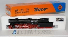 HO 1:87 ROCO 04120A DB BR 23 2-6-2 Steam Locomotive &