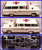 Bandai Ford Station Wagon Ambulance (ambulance1b)
