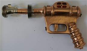 30's Buck Rogers Disintegrator Copper Space Gun, Daisy