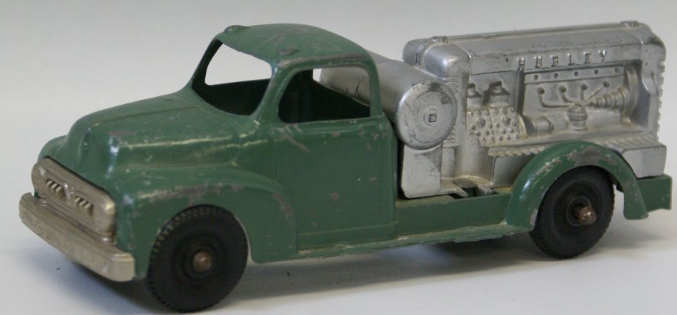 Original 1950s #452 Hubley Kiddie Toy Air Compressor