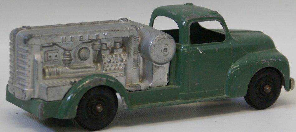 Original 1950s #452 Hubley Kiddie Toy Air Compressor - 2