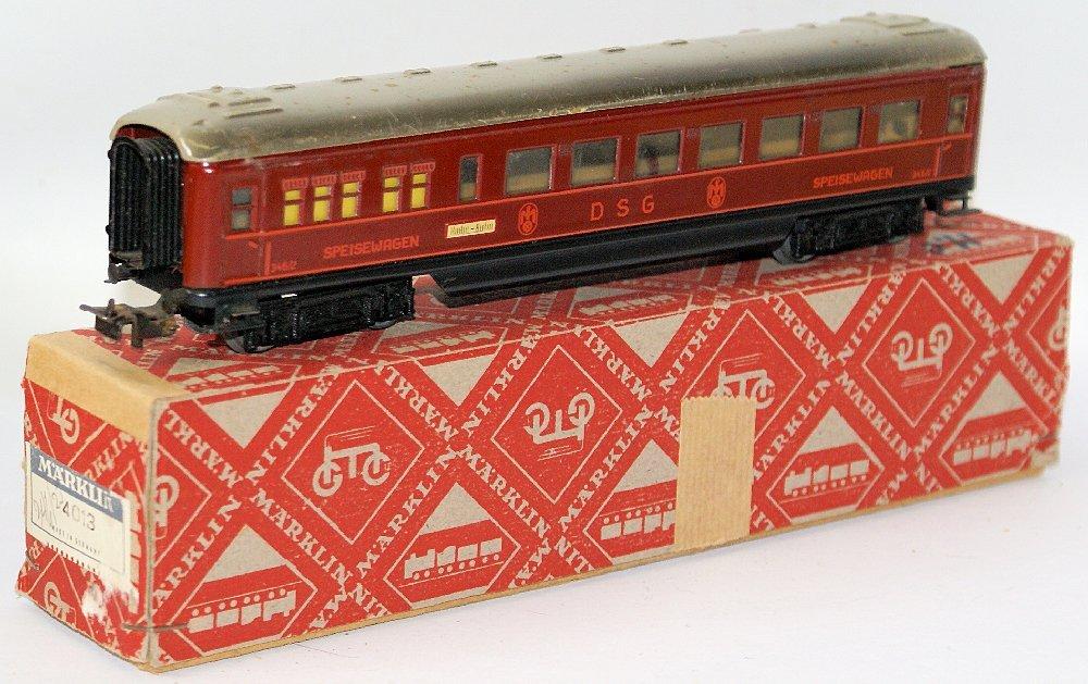Vintage HO Scale #346/2 (in 4013 box) MARKLIN Märklin