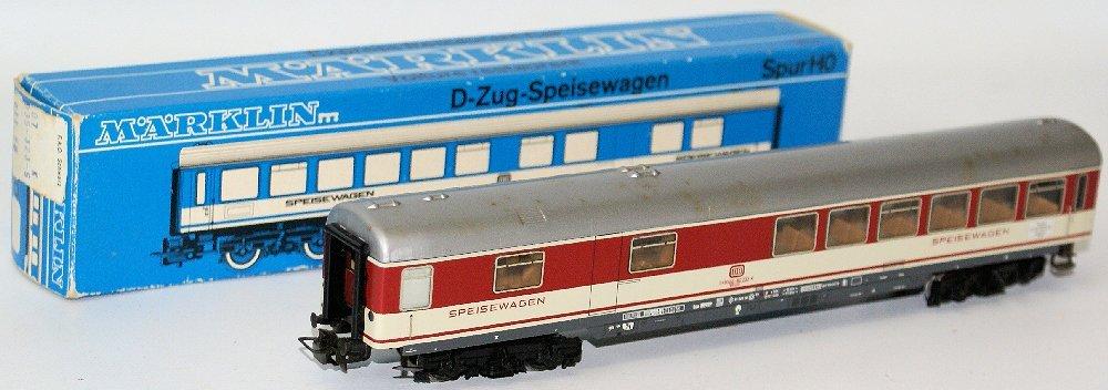 Vintage HO Scale #4054 MARKLIN Märklin DB Express