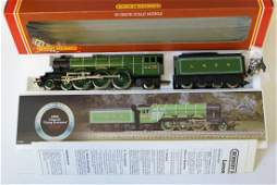 Tri-ang Horn, OO 00 HO R-398 LNER 4-6-2 Class A1 Loco