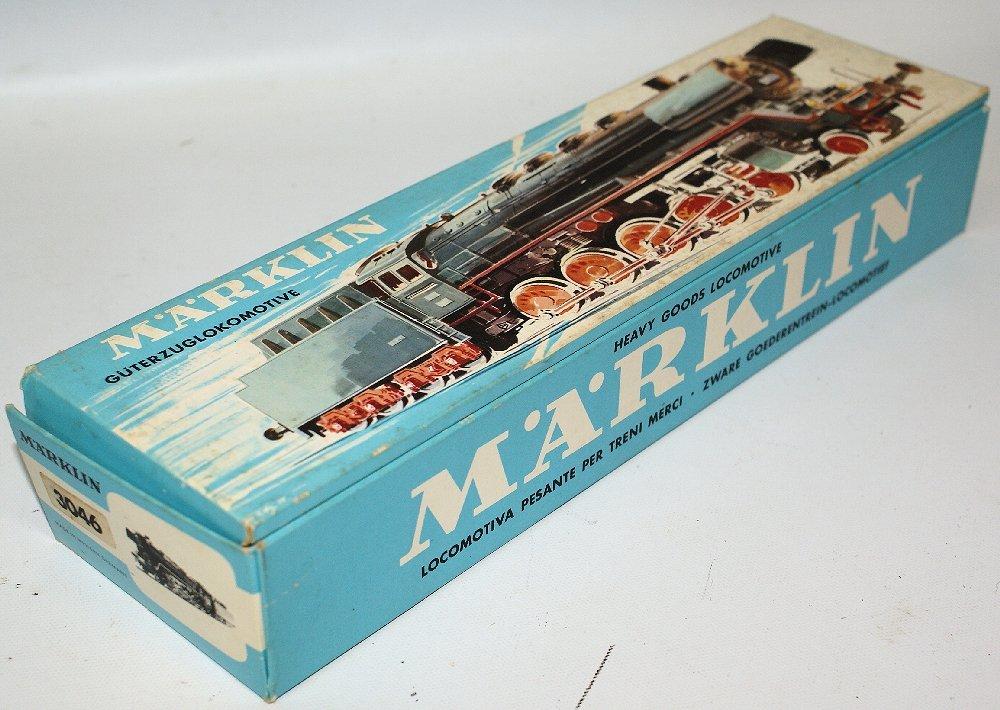 Vintage HO #3046 MARKLIN Märklin SNCF 2-10-0 Steam Loco - 5