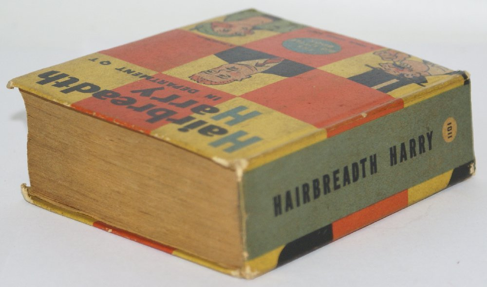 Vintage 1935 HAIRBREADTH HARRY in Department QT #1101 - 4
