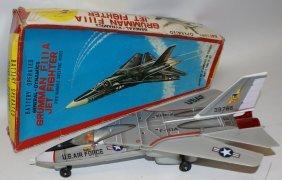 Nomura (tn) Japan, Grumman F-111a Air Force Jet Fighter