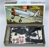 UPC 1:72 P36A CURTISS HAWK Plane Model Kit Flight