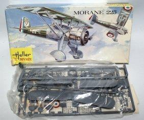 Heller 1:72 Morane 225 French Fighter Jet Plane Model